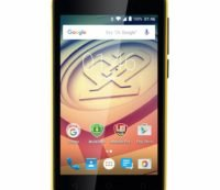 Мобильный телефон PRESTIGIO MultiPhone 3403 Wize L3 DUO Yellow