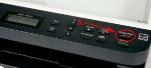 Инструкция как сбросить замените фотобарабан (несколько методов) на Brother DCP-1510R, DCP-1512R, MFC-1810R, MFC-1815R (Видео)