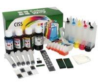 СНПЧ ColorWay Epson XP600/XP605/XP700/XP800