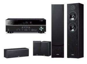 Yamaha Kino System 383 Black
