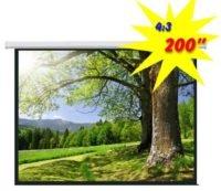 Проекционный экран Lumi PSAC200D